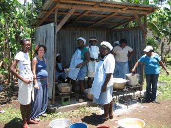 Federica Pozzi ad Haiti. Era in attesa del suo secondo figlio