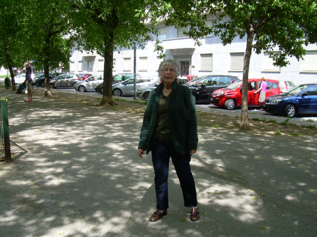 Sofia Luda è stata a lungo volontaria negli ospedali