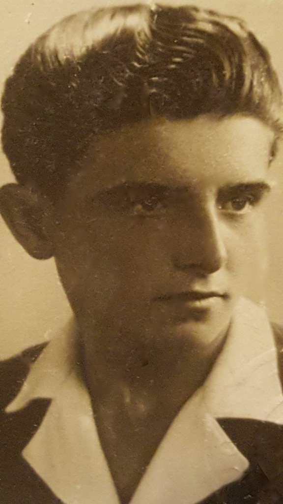 Mario Gatti, classe 1926, il partigiano Black
