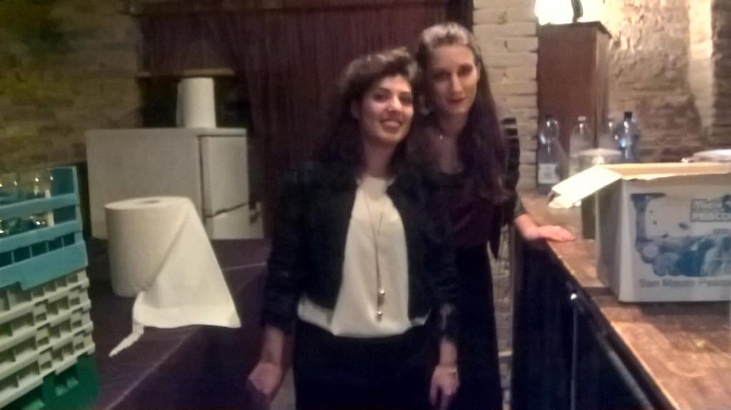 Stefania Simonetta e Elisa Cardinali, le ragazze che hanno avuto l'idea