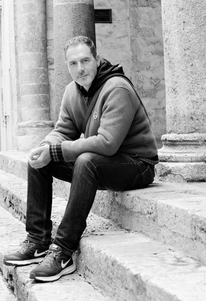 Eugenio Raspi, ex operaio delle acciaierie, oggi scrittore