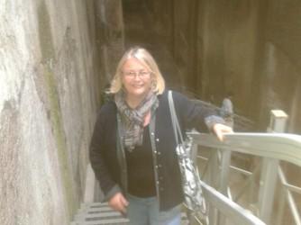 Livia Langella, professoressa di inglese che ama la scrittura a mano