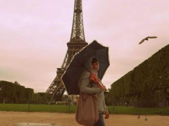 Vita negli anni in cui stava a Parigi