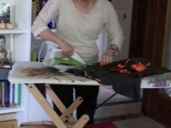 Barbara Del Favero, madre indignata