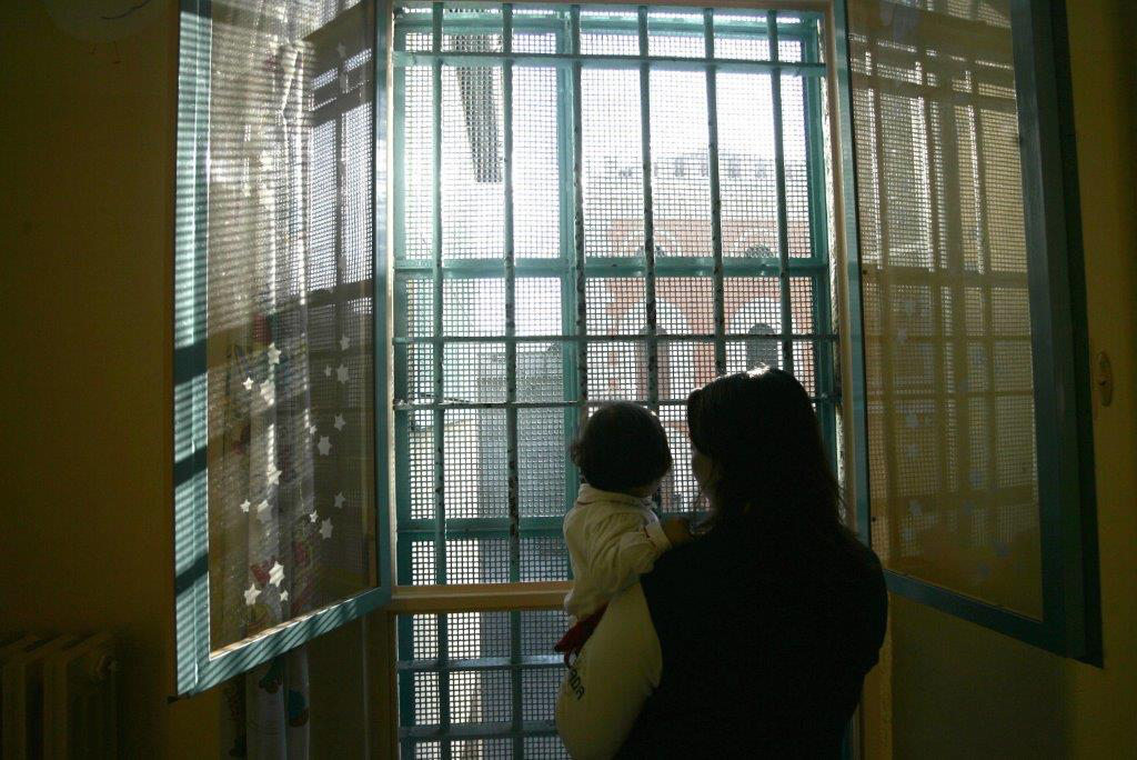 detenuta in carcere