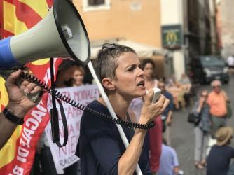 Michela Mannozzi sta occupando l'Ispra