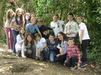 La classe di Giove, alunni del maestro Franco Lorenzoni