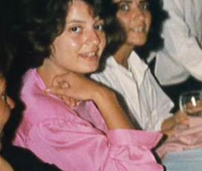 Sara Niccoli, in primo piano, con Maria Cirri