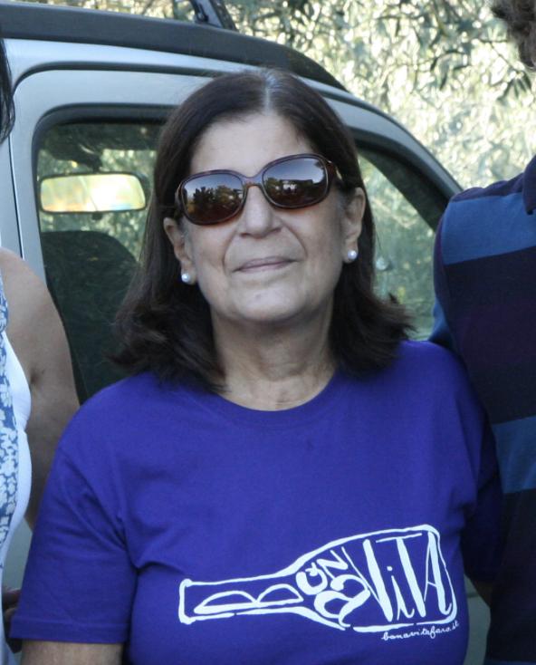 Emanuela ha letto molti libri di Teresa Noce e attraverso lei ha vissuto la lotta per la Libertà