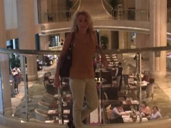 Emma Fusari vive in Brasile con suo marito