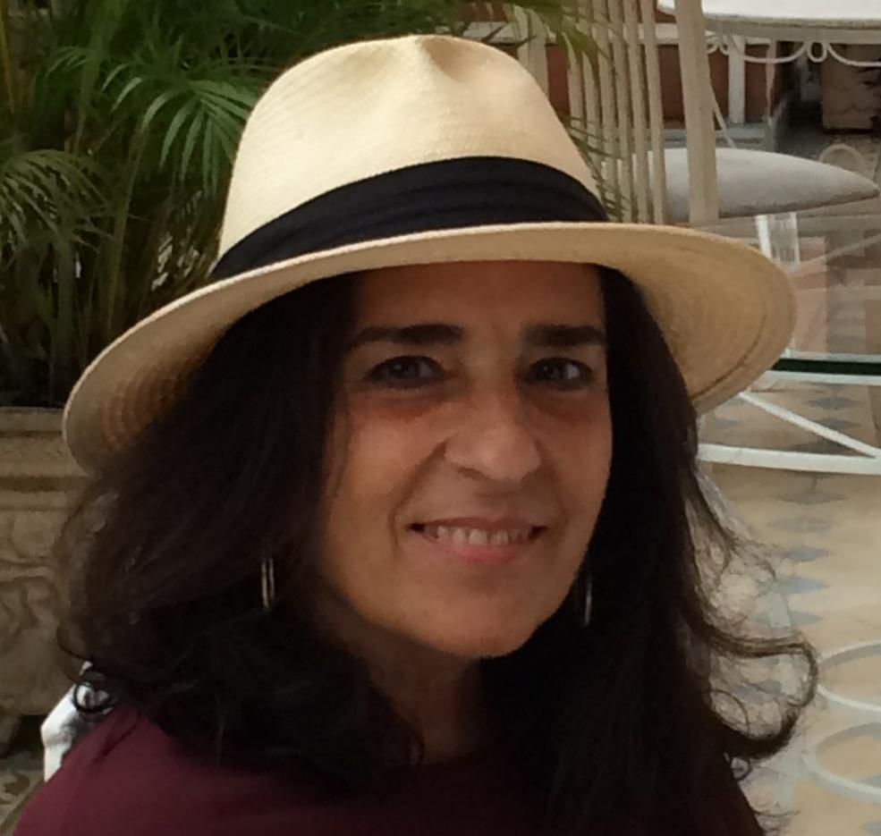 Rossella vive e lavora in Brasile