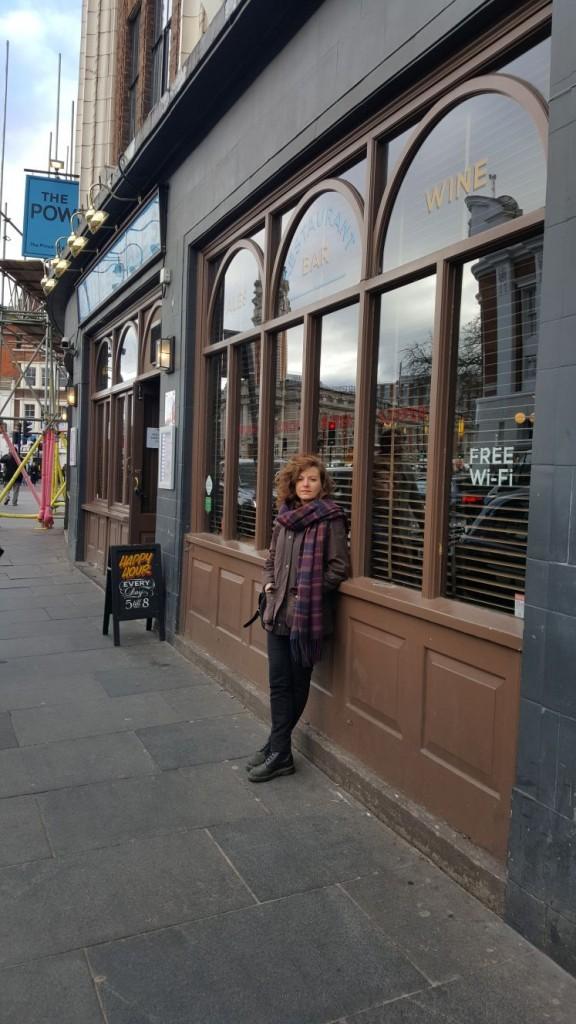 Laura a Londra vive, lavora, e lotta per i suoi diritti