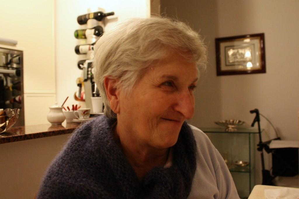 Stella la nonna di Federica, una donna forte dietro un dolce sorriso