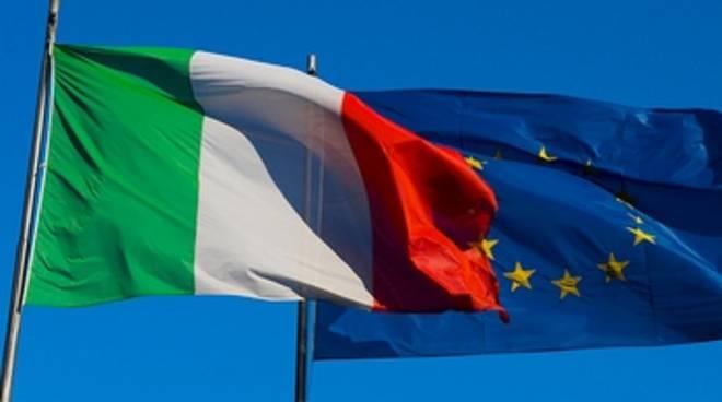 Il 2 giugno sventolino insieme la bandiera italiana e quella europea