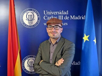 Diego insegna in Spagna, in una università di Madrid
