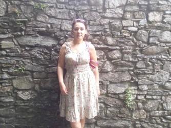 Loredana è stata scambiata per una ladra perché camminava male