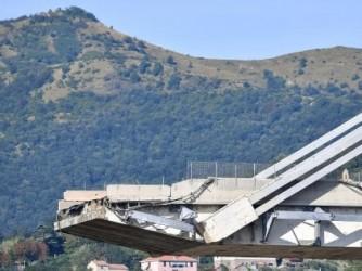 Il ponte di Genova dopo il crollo è lo spunto per una riflessione sulla politica