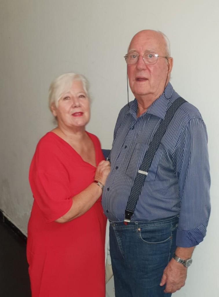 Giulio e Giuliana si amano da quasi 60 anni