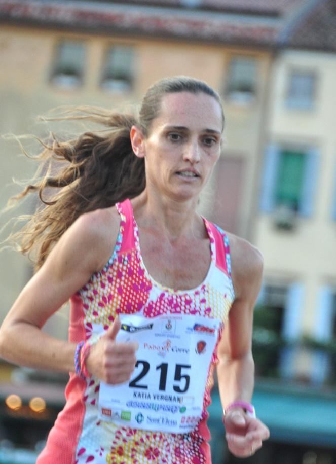 Katia ama la corsa, insegnare a correre e correre (Foto di Francesco Pertini)