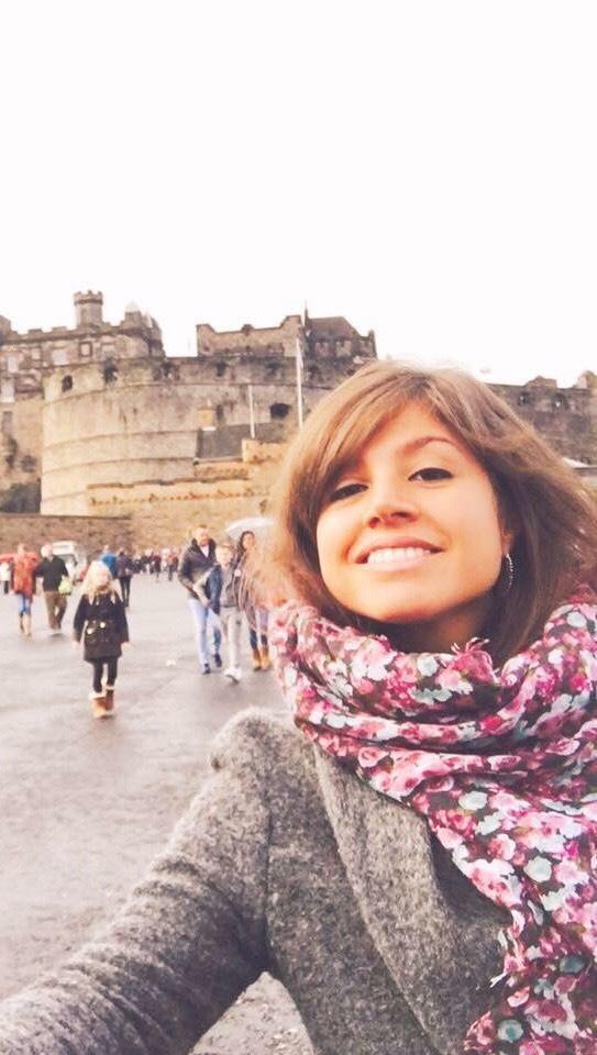 Noemi è napoletana, ma ha studiato, e ora lavora, a Bologna