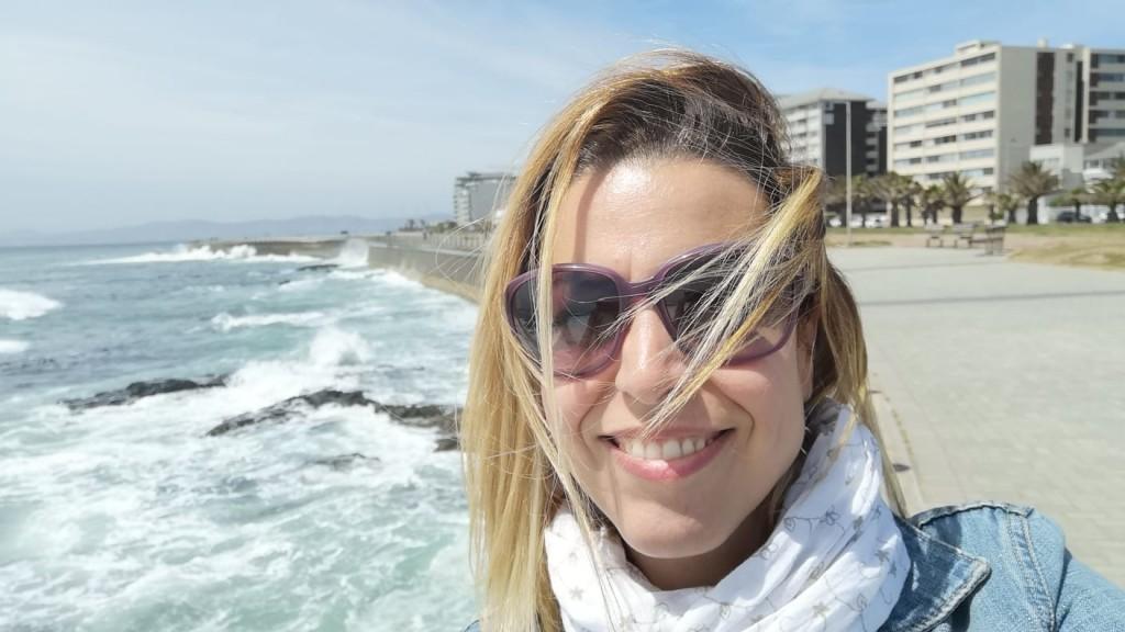 Clizia vive e lavora a Cape Town, in Sudafrica