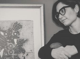 Carlotta ora fa il consulente d'arte
