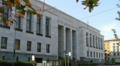 Il Palazzo di Giustizia di Milano