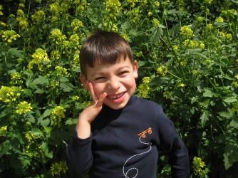 Jacopo quest'anno ha fatto la prima classe della primaria