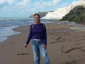 Adelaide, detta Madù, insegnante in pensione