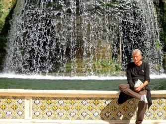 Giovanni a Villa d'Este a Tivoli