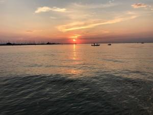 VDM tramonto laguna 2