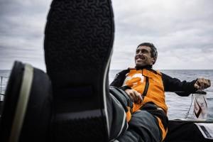 Volvo Ocean Race 2014-15 - Leg 7 to Lisbon