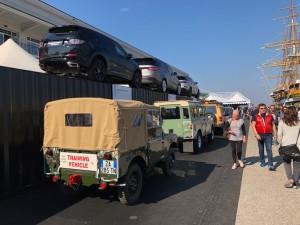 Land rover Barcolana 2018