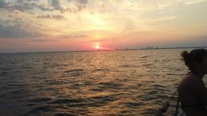 Dal maltempo alla bonaccia alla forza del sole sul mare