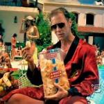Rocco Siffredi nello spot Amica Chips