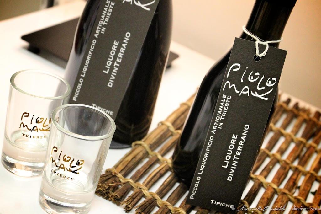Il liquore DivinTerrano di Piolo&Max