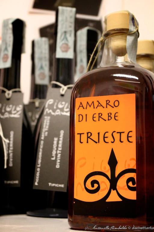 L'Amaro di Erbe Trieste