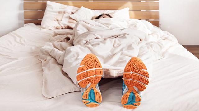 Il runner e il sonno
