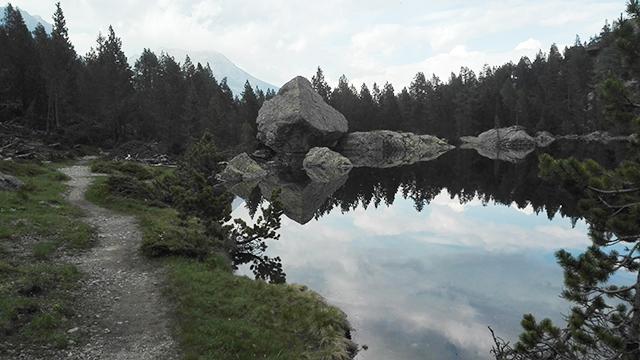 Lago della Selva