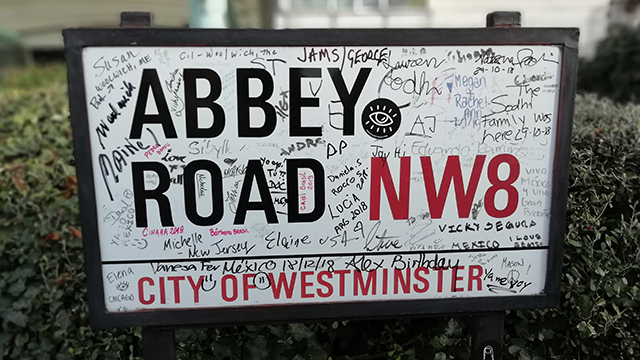 Abbey Road, Londra