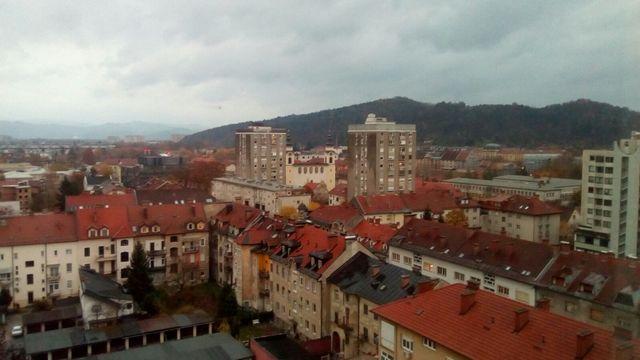 Panorama di Ljubijana