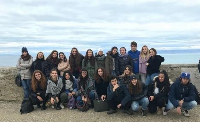 Studenti del Liceo A. Sanvitale