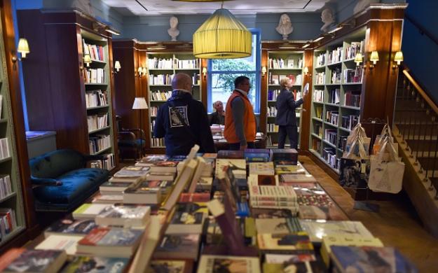 La libreria Albertine di New York