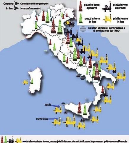 No Francese Alle Trivelle Eco Logica Blog Repubblica It