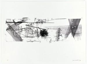 Uno dei Chamber Works di Daniel Libeskind