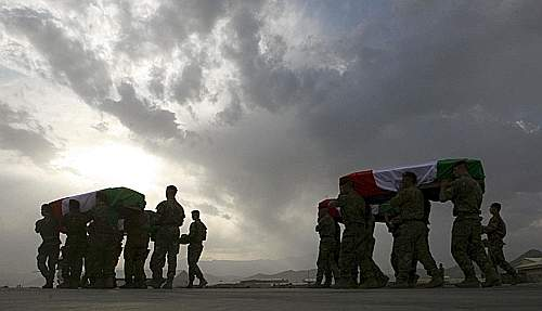 Afghanistan Italy