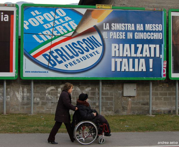 Rialzati Italia!