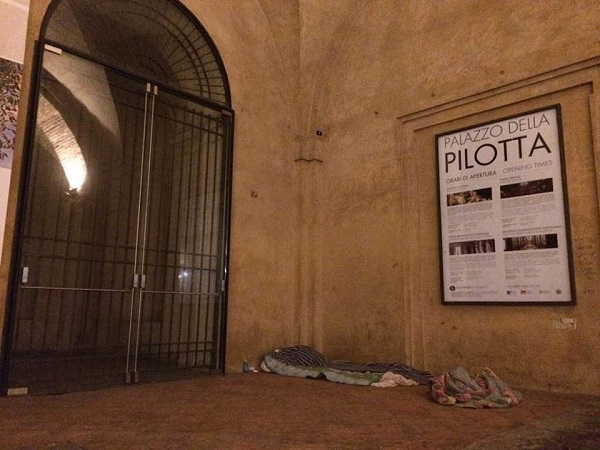 pilotta-senzatetto