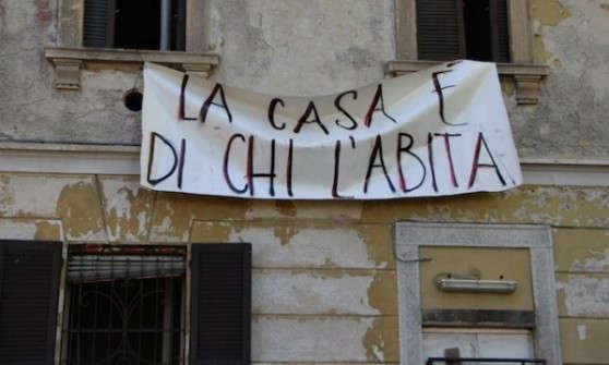 Parma, case occupate in borgo Felino e Riccio