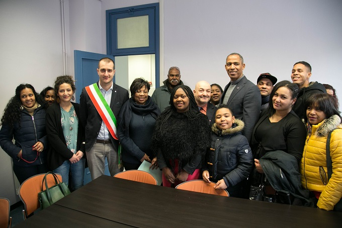 2018 02 24 Bosi inaugurazione sportello consolato dominicano-10